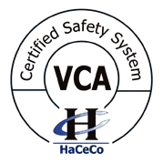 Roosen NV is VCA Gecertificeerd